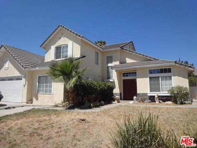 39501 Dijon Lane, Palmdale, CA 93551 (#19489710) :: Golden Palm Properties