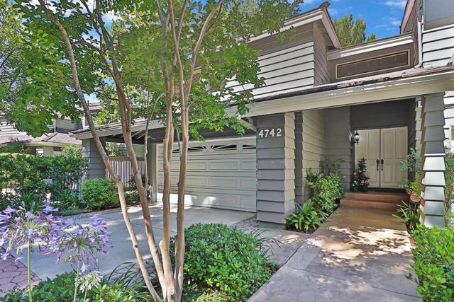 4742 Club View Drive, Westlake Village, CA 91362 (#219008852) :: Lydia Gable Realty Group
