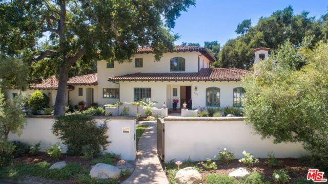 625 Stonehouse Lane, Santa Barbara, CA 93108 (#19489730) :: Golden Palm Properties
