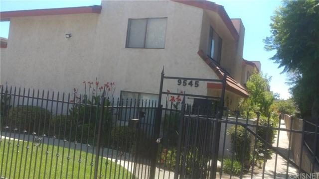 9545 Woodman Avenue #8, Arleta, CA 91331 (#SR19168992) :: Golden Palm Properties