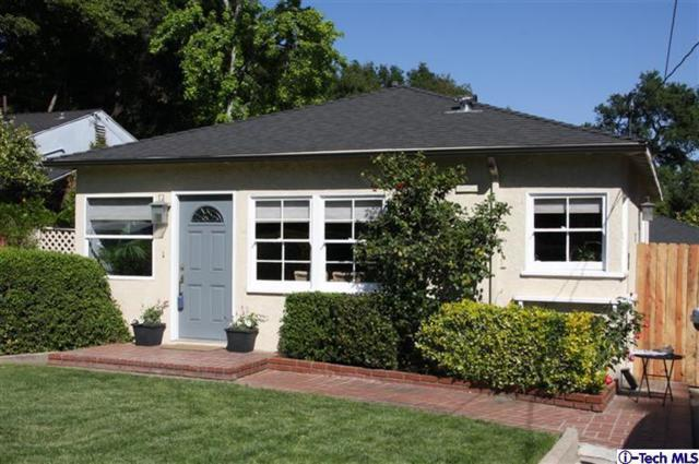 1760 Bellford Avenue, Pasadena, CA 91104 (#819003338) :: The Pratt Group