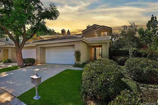 5535 Shadow Canyon Place, Westlake Village, CA 91362 (#SR19169639) :: Lydia Gable Realty Group