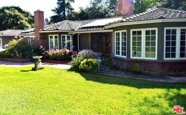 4312 Woodleigh Lane, La Canada Flintridge, CA 91011 (#19489850) :: The Parsons Team