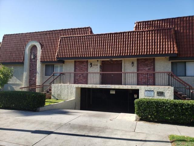 630 E Garfield Avenue #16, Glendale, CA 91205 (#SR19169498) :: TruLine Realty