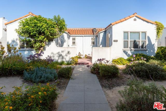 1858 S Redondo, Los Angeles (City), CA 90019 (#19489714) :: TruLine Realty