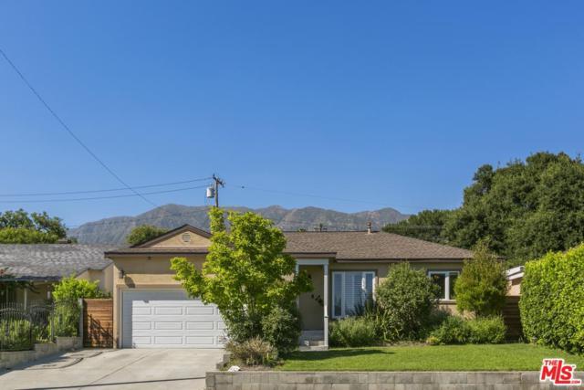 487 W Terrace Street, Altadena, CA 91001 (#19489896) :: The Parsons Team