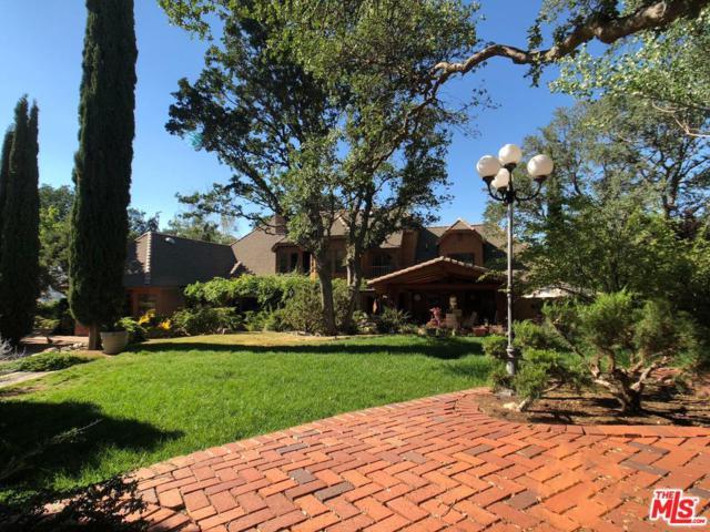 20950 Oak Glen Ave, Tehachapi, CA 93561 (#19489546) :: TruLine Realty