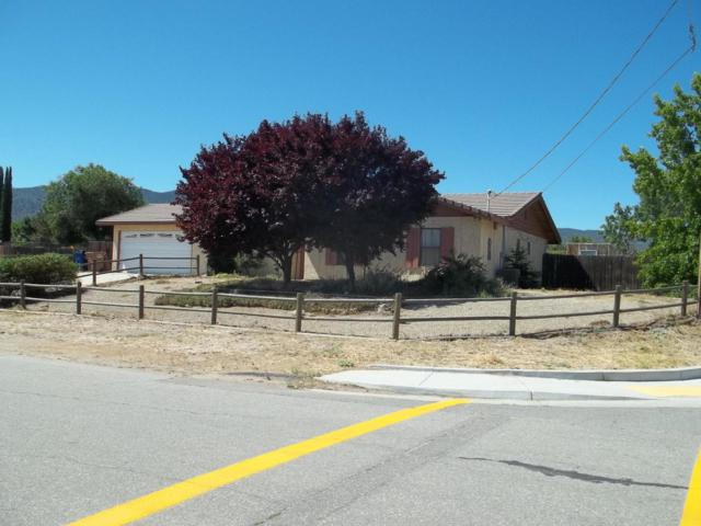 21451 Santa Maria Drive, Tehachapi, CA 93561 (#219008897) :: TruLine Realty
