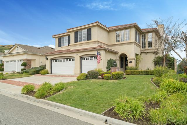 425 Sun Bonnet Street, Simi Valley, CA 93065 (#219008907) :: The Agency
