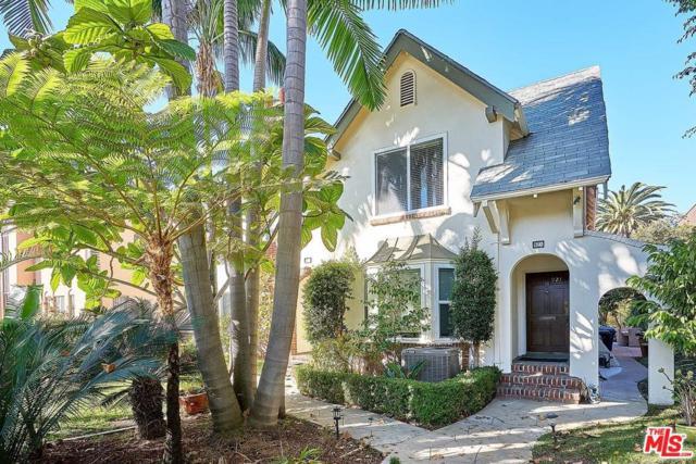 921 S Mansfield Avenue, Los Angeles (City), CA 90036 (#19489644) :: The Agency