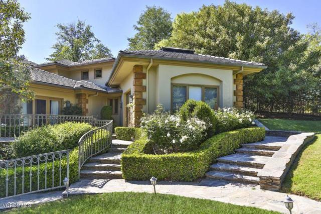 1625 Crown Ridge Court Court, Westlake Village, CA 91362 (#219008911) :: Lydia Gable Realty Group