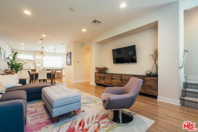 5136 Melrose Avenue, Los Angeles (City), CA 90038 (#19488584) :: The Agency