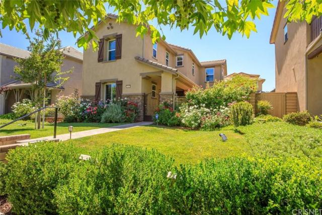 28419 Vista Del Rio Drive, Valencia, CA 91354 (#SR19170228) :: Randy Plaice and Associates