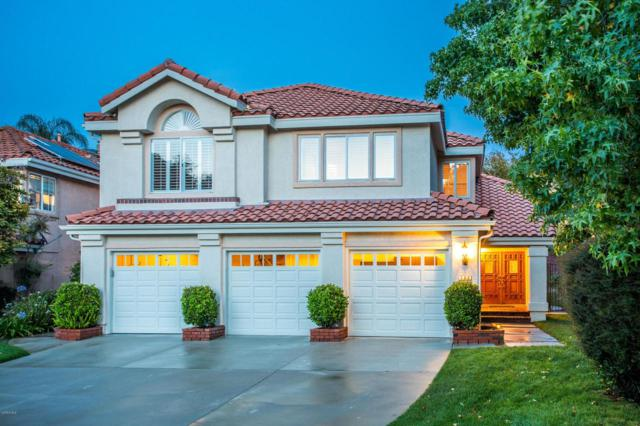 396 Hornblend Court, Simi Valley, CA 93065 (#219008913) :: The Agency