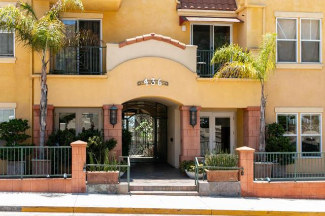 436 Poli Street #405, Ventura, CA 93001 (#219008914) :: Paris and Connor MacIvor