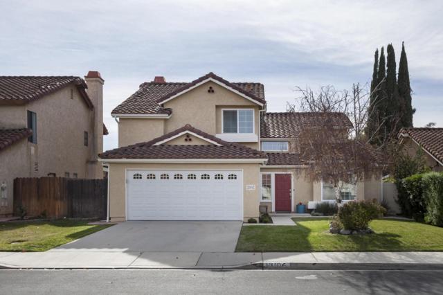 13106 Knotty Pine Street, Moorpark, CA 93021 (#219008925) :: TruLine Realty