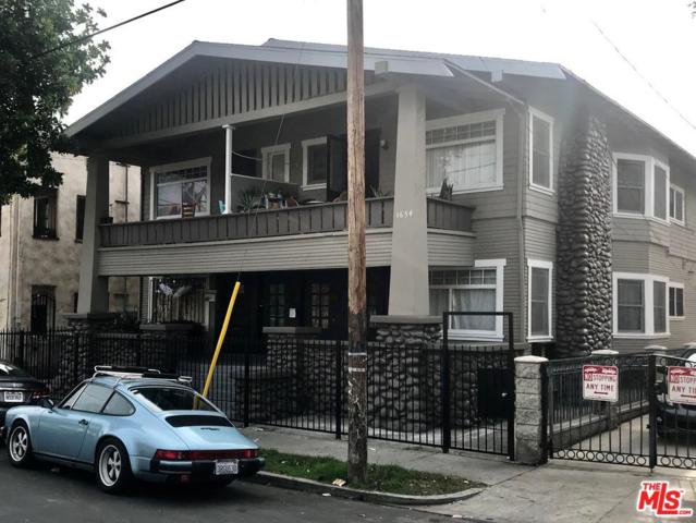 1654 W 12TH Place, Los Angeles (City), CA 90015 (#19490272) :: TruLine Realty