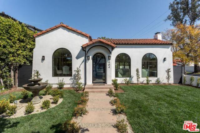 404 N Kilkea Drive, Los Angeles (City), CA 90048 (#19490310) :: The Agency