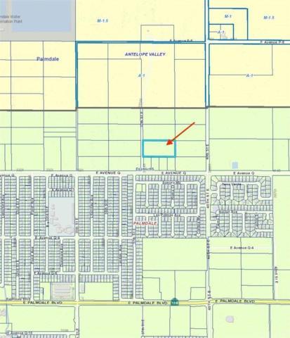 0 Vac/37Th, Palmdale, CA 93550 (#SR19169879) :: The Agency