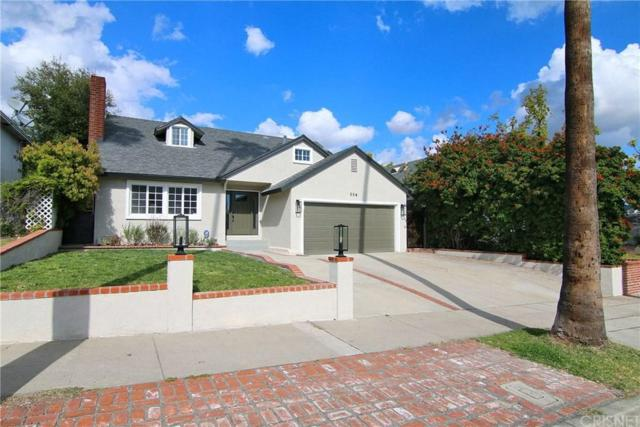 506 N Bel Aire Drive, Burbank, CA 91501 (#SR19170819) :: The Parsons Team