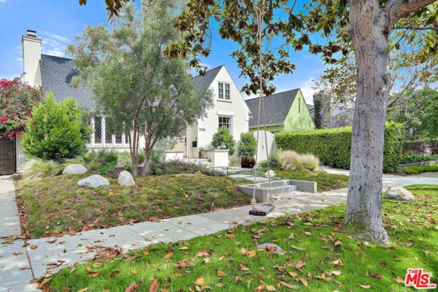 1048 Stearns Drive, Los Angeles (City), CA 90035 (#19490040) :: The Agency