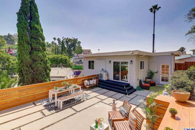 2154 Ivar Avenue, Los Angeles (City), CA 90068 (#319002882) :: Lydia Gable Realty Group