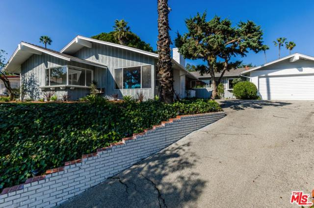 16909 Enchanted Place, Pacific Palisades, CA 90272 (#19485922) :: TruLine Realty