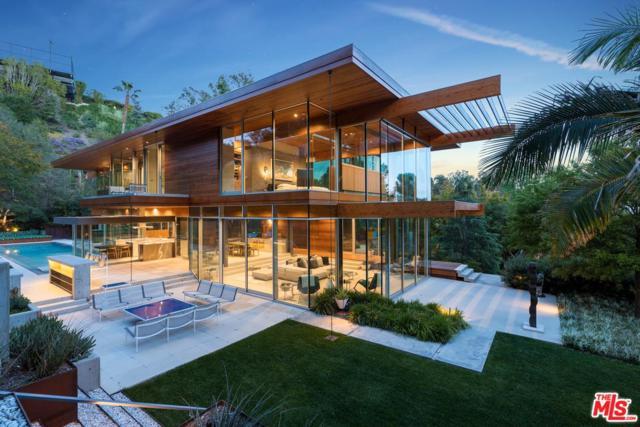 1160 San Ysidro Drive, Beverly Hills, CA 90210 (#19490098) :: TruLine Realty