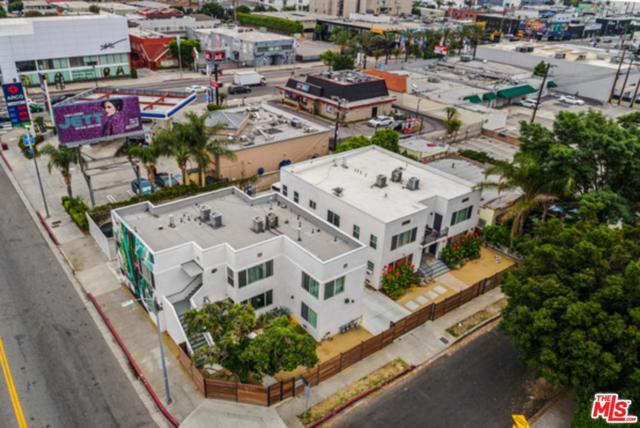 1254 N Citrus Avenue, Los Angeles (City), CA 90038 (#19490590) :: TruLine Realty