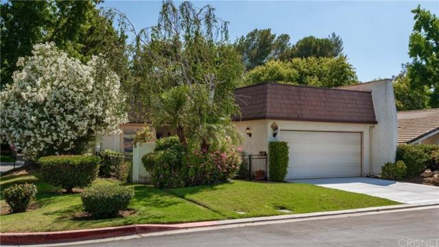 2691 Lakewood Place, Westlake Village, CA 91361 (#SR19171257) :: The Agency