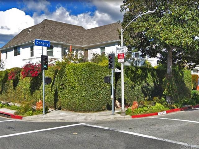 457 S Doheny Drive, Beverly Hills, CA 90211 (#SR19171070) :: The Agency