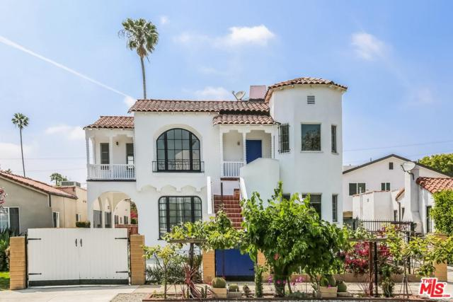 1375 S Orange Drive, Los Angeles (City), CA 90019 (#19490660) :: The Agency