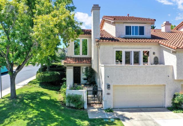 381 Maidstone Lane, Newbury Park, CA 91320 (#219008966) :: Lydia Gable Realty Group