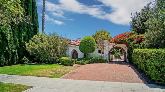 110 N Palm Drive, Beverly Hills, CA 90210 (#SR19170881) :: TruLine Realty