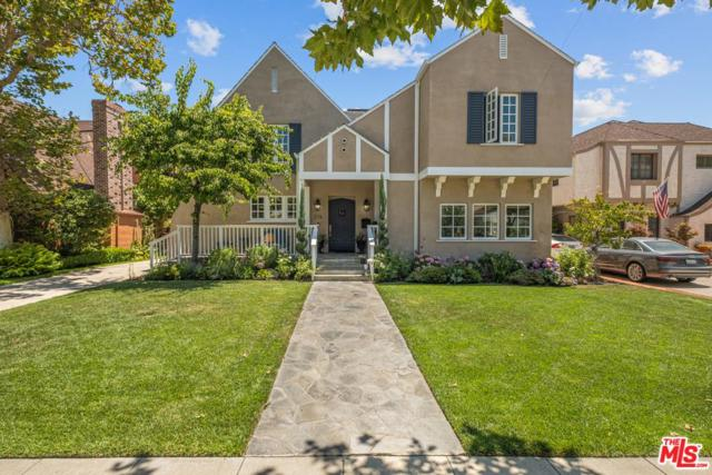 214 S Mccarty Drive, Beverly Hills, CA 90212 (#19489698) :: The Agency