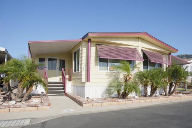 500 W Santa Maria St #16, Santa Paula, CA 93060 (#219008974) :: Lydia Gable Realty Group
