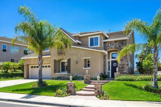 22050 Sunrise View Place, Saugus, CA 91390 (#SR19170147) :: TruLine Realty