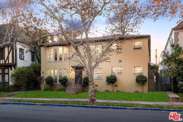 345 N Sycamore Avenue, Los Angeles (City), CA 90036 (#19490822) :: TruLine Realty