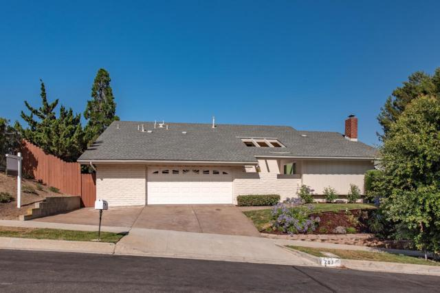 207 Venado Avenue, Newbury Park, CA 91320 (#219008994) :: Lydia Gable Realty Group