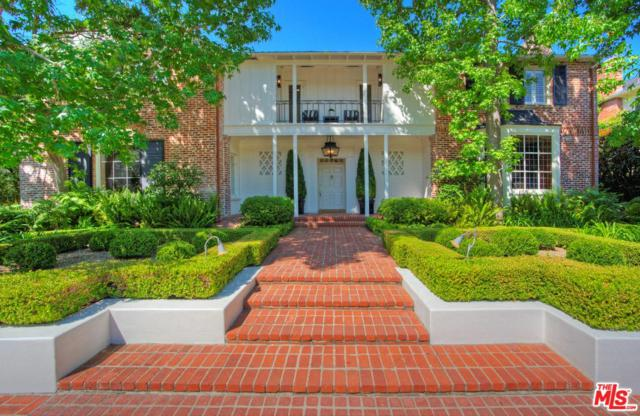 707 N Palm Drive, Beverly Hills, CA 90210 (#19490794) :: The Agency