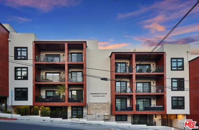 8788 Shoreham Drive #23, West Hollywood, CA 90069 (#19490834) :: The Agency