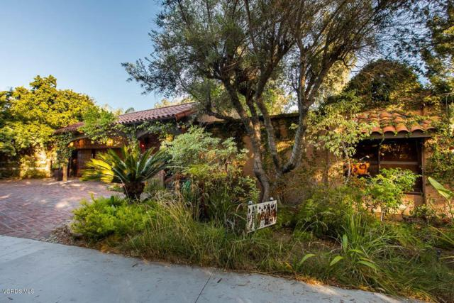 99 Buckskin Road, Bell Canyon, CA 91307 (#219009039) :: Golden Palm Properties