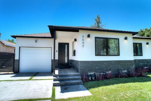 5645 Hesperia Avenue, Encino, CA 91316 (#SR19172754) :: Paris and Connor MacIvor