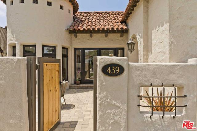 439 N La Jolla Avenue, Los Angeles (City), CA 90048 (#19490804) :: The Agency