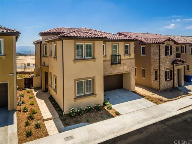 20800 Spruce Circle, PORTER RANCH, CA 91326 (#SR19172457) :: The Agency