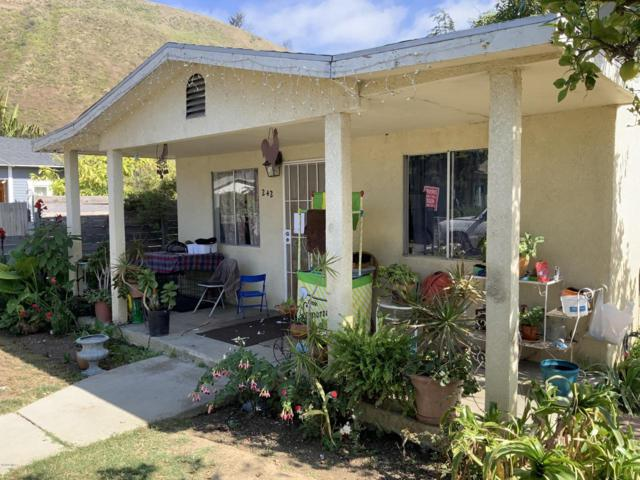 242 E Mcfarlane Drive, Ventura, CA 93001 (#219009047) :: Paris and Connor MacIvor