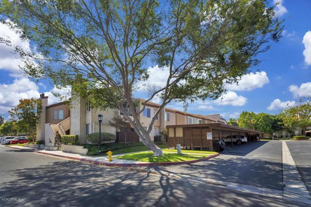 1724 Sinaloa Road #221, Simi Valley, CA 93065 (#219009059) :: TruLine Realty