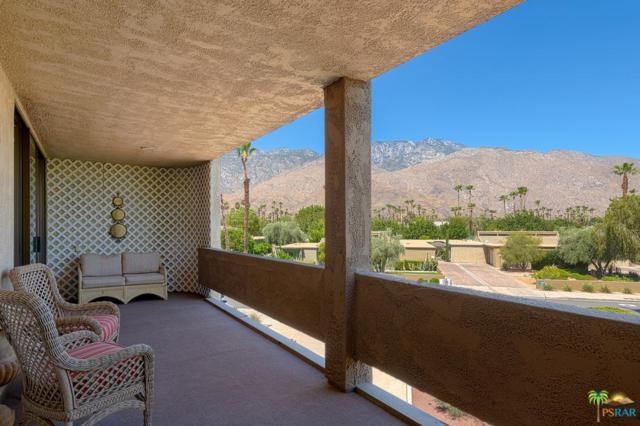 1630 S La Reina Way 2B, Palm Springs, CA 92264 (#19491460PS) :: The Pratt Group