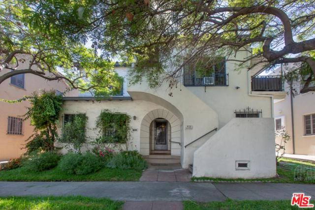351 N Sierra Bonita Avenue, Los Angeles (City), CA 90036 (#19491510) :: The Agency