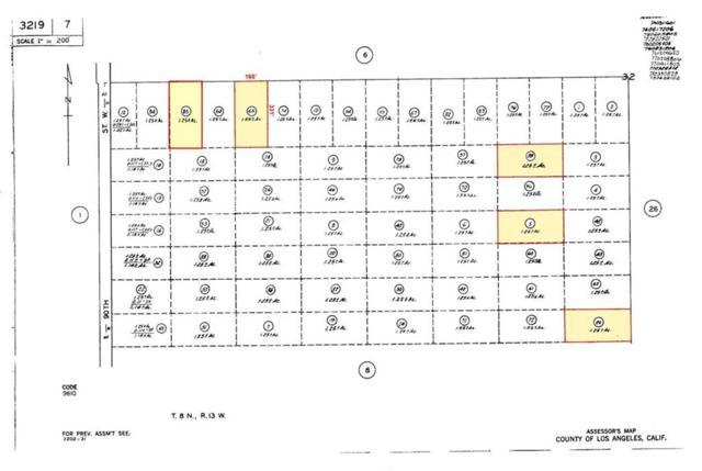 86 W And Avenue F-10, Antelope Acres, CA 93536 (#SR19165322) :: Randy Plaice and Associates